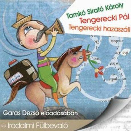 Tengerecki hazaszáll - hangoskönyv