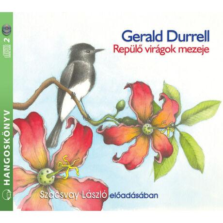 Repülő virágok mezeje - Hangoskönyv