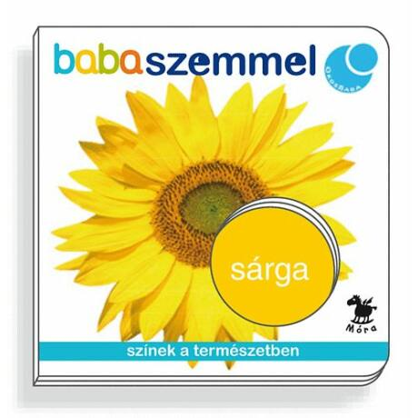 Babaszemmel - Sárga