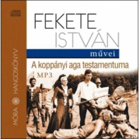 A koppányi aga testamentuma-hangoskönyv