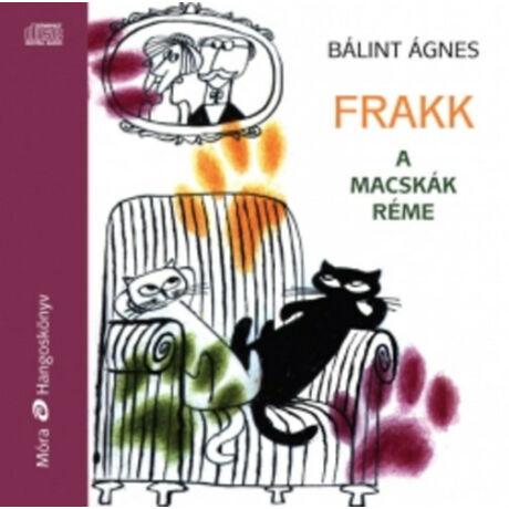 Frakk, a macskák réme- hangoskönyv