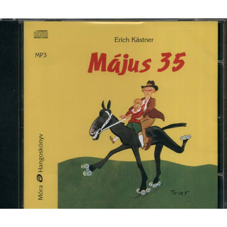 Május 35. - Hangoskönyv