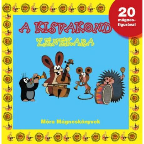 A kisvakond zenekara 2. mágneskönyv
