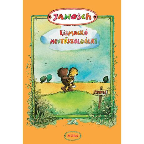 Janosch: Kismackó Mentőszolgálat