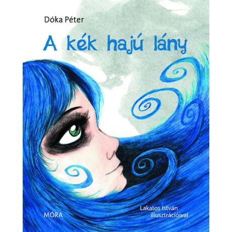 A kék hajú lány