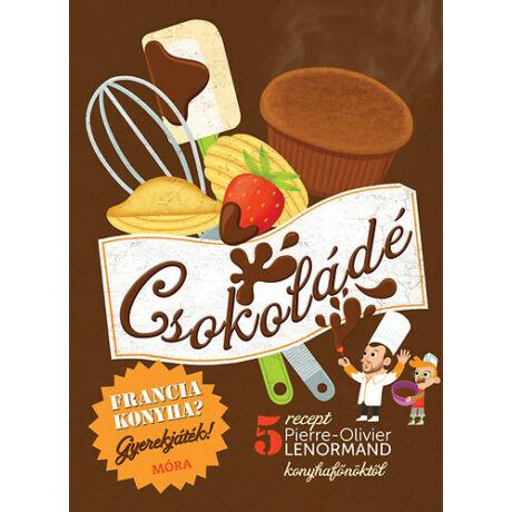 Csokoládé -szakácskönyv gyerekeknek