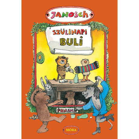 Janosch: Szülinapi buli