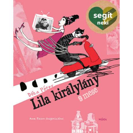 Lila királylány