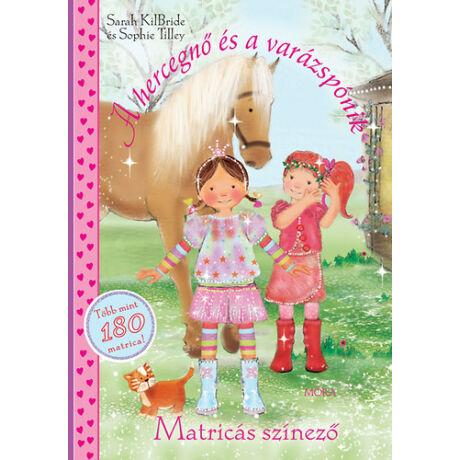 A hercegnő és a varázspónik Matricás 2.