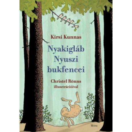 Nyakigláb Nyuszi bukfencei