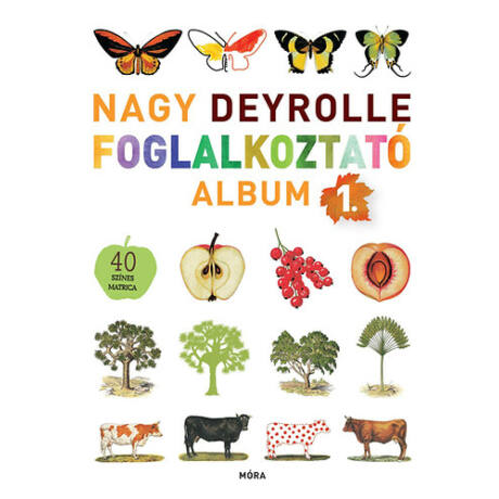 Nagy Deyrolle foglalkoztató album 1