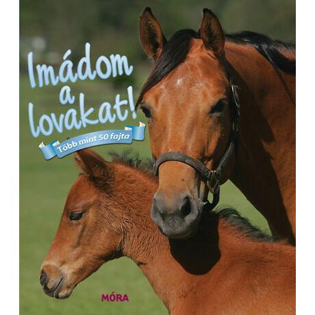 Imádom a lovakat!