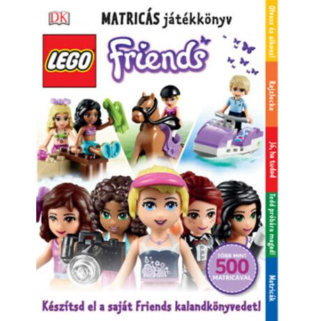 LEGO Friends/több mint 500 matricával