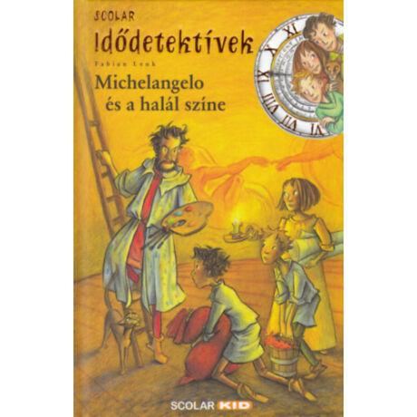 Idődetektívek 9. - Michelangelo és a halál színe
