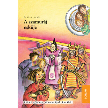 Idődetektívek 14. - A szamuráj esküje