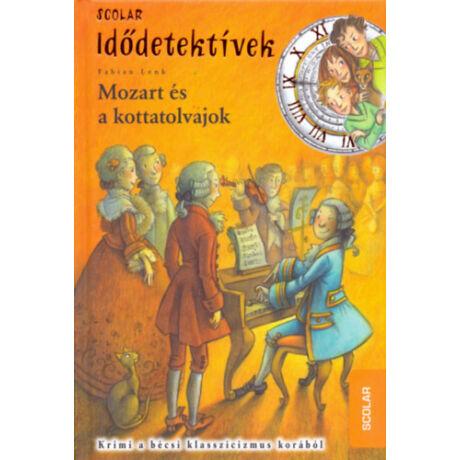 Idődetektívek 17. - Mozart és a kottatolvajok