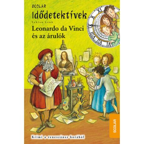 Idődetektívek 20. - Leonardo da Vinci és az árulók