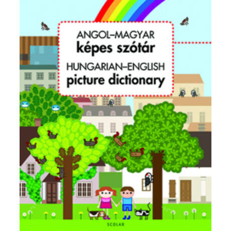 Angol-Magyar képes szótár