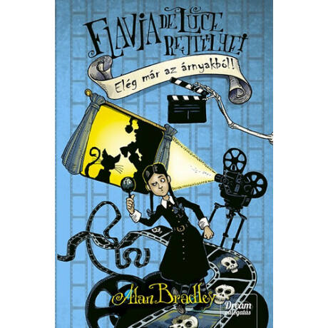 Flavia de Luce rejtélyei - Elég már az árnyakból!