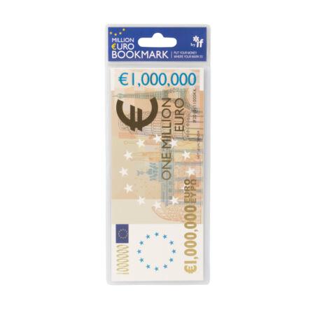 Könyvjelző - Egymillió euró