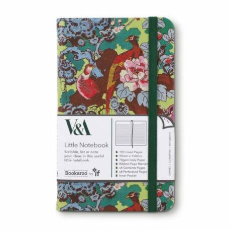 Bookaroo jegyzetfüzet (A6) - Sundour Pheasant