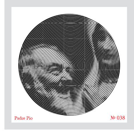 PICaROUND színező - Padre Pio